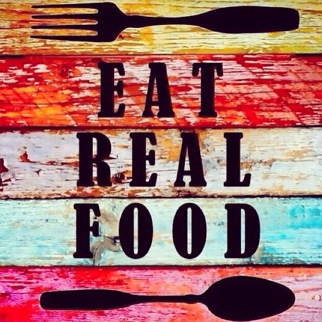 Just Eat Real Food #jerf