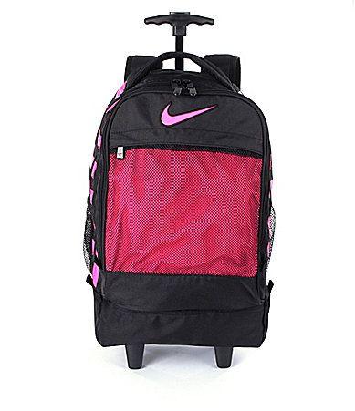 Nike Rolling Backpack #Dillards