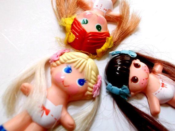 I Sooo Loved These Dolls Vintage 1979 Dolly Pops Dolls