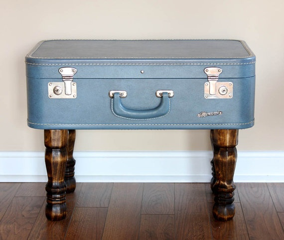 The 25 Best Suitcase Storage Ideas On Pinterest Suitcase Decor Decorating With Suitcases And