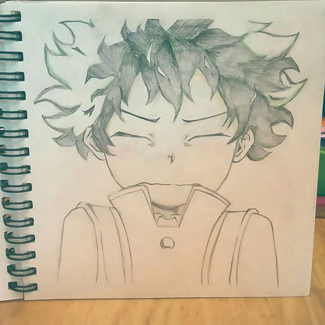 New The 10 Best Drawing Ideas Today With Pictures Deku Wa Kawaii ˊ ˇˋ Lil Pure Bunny Face W Anime Drawings Sketches Anime Sketch Character Sketch