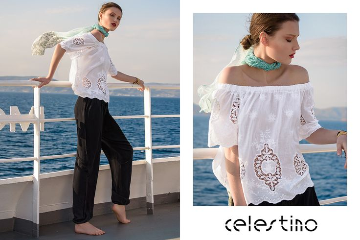 Black and white. Cool but gorgeous. That's today's choice. #fashion #trends #Celestino #outfits #ootd #styleinspiration #beautifulgirl #onboard