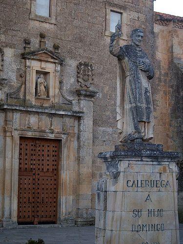 Museo de Santo Domingo de Guzmán, en Caleruega, Burgos.