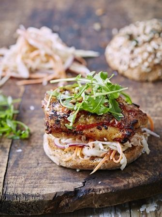 Chicken & Coleslaw | Chicken Recipes | Jamie Oliver Recipes