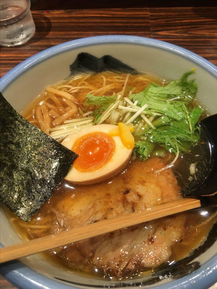 AFURI ジョイナス横浜店 うーん。私には味が薄いと感じてしまう。チャーシューは美味しい