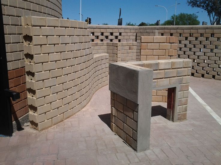 Different Structures and shapes you can build with Hydraform Interlocking Blocks #Hydraform