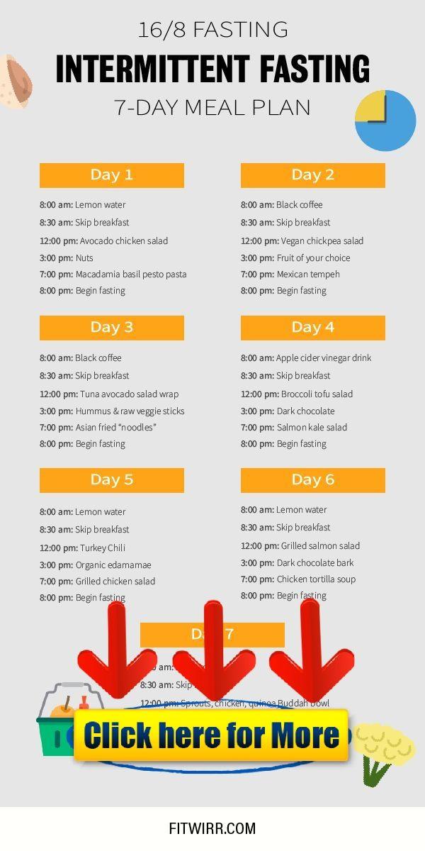 bodybuilding intermittent fasting diet plan
