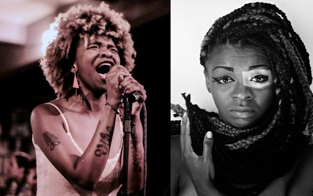 With all the force of a black woman: Zaika dos Santos uses her music, encompassing various styles, to combat structural racism