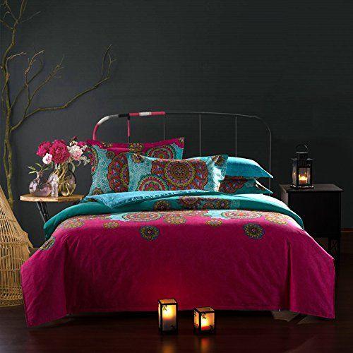 97 best Bedding images on Pinterest Bedding sets Boho bedding