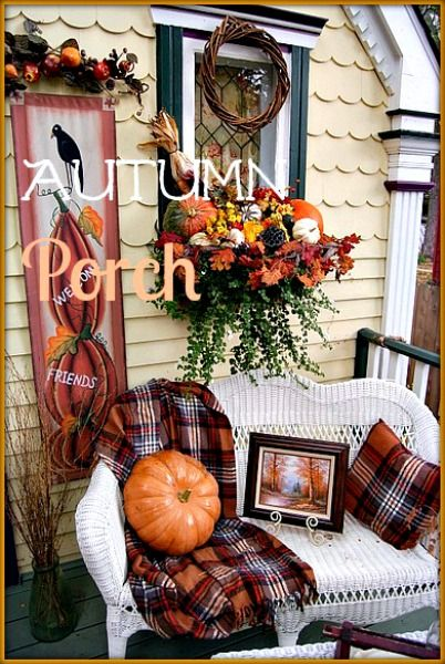 Fall Porch - 1929 Charmer