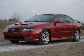 Image result for spice red pontiac gto