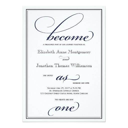 261 best Christian Wedding Invitations images on Pinterest