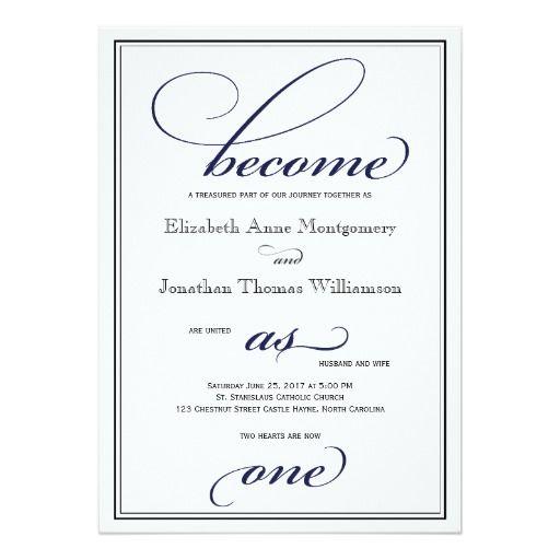 Christian Wording For Wedding Invitations: 245 Best Images About Christian Wedding Invitations On
