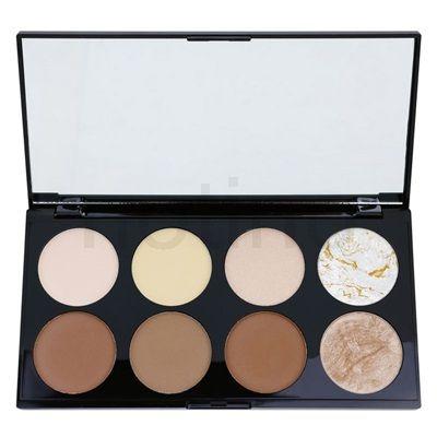 Makeup Revolution Ultra Contour arckontúr paletta | notino.hu