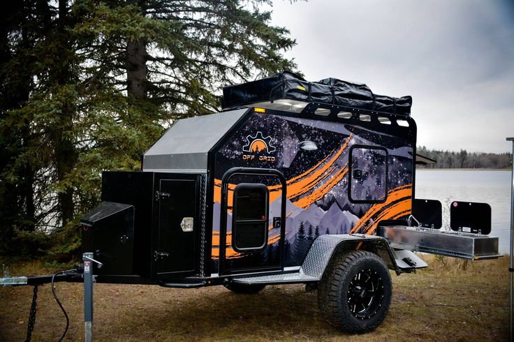 off Grid Teardroptrailers - Teardrop Camper, Off Road Trailers, Teardrop Trailers