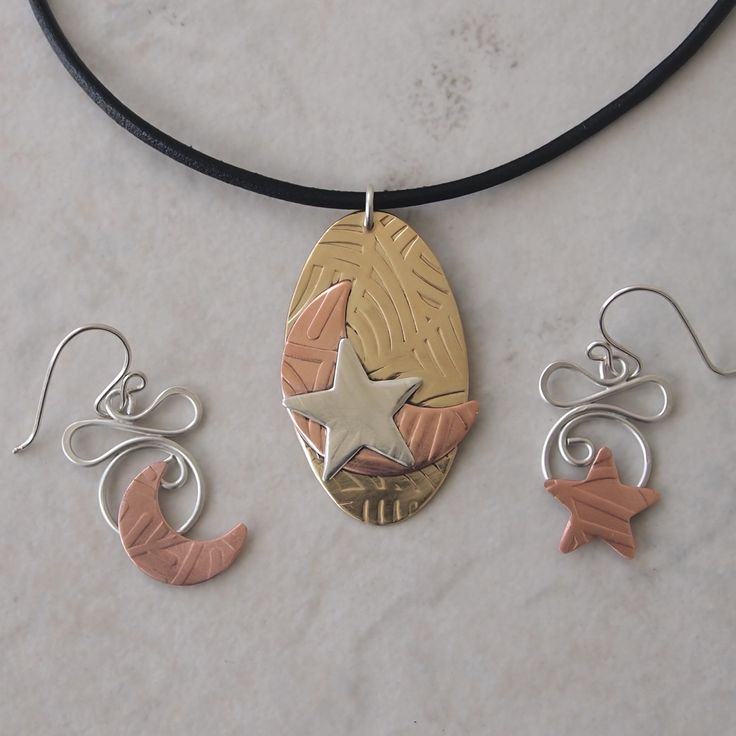 72 best silver copper brass jewelry images on Pinterest