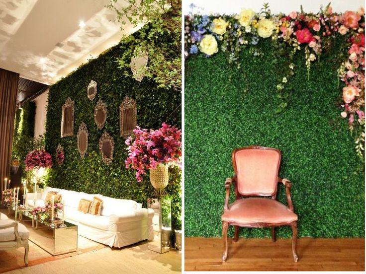 98 best wedding decor images on pinterest casamento ideias de 31 best wedding wall decoration ideas junglespirit Image collections