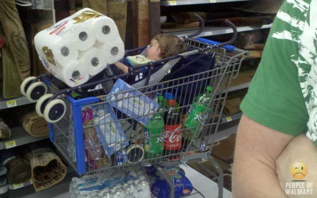 Funny Of Picture Crazy People At Walmart | wamart people once 640 01 Funny: More…