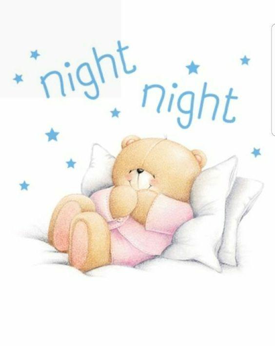 Dolce Teddy Il Magico Mondo Dei Sogni Buonanotte Notte