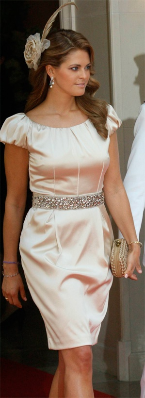 Crown Princess Madeleine of Sweden