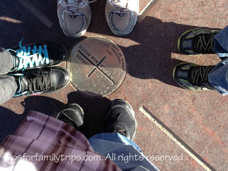 Four Corners Monument is the only place in the U.S. where four states - Utah, Colorado, New Mexico and Arizona - meet. Here is everything you need to know about visiting Four Corners.