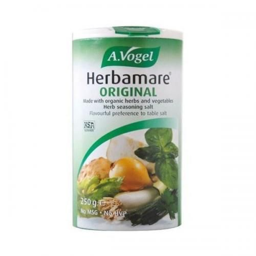 A.Vogel-Herbamare (250g)\nMost of us watch that we do not
