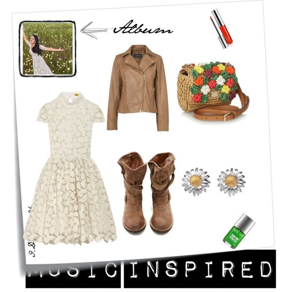 """Music Inspired! - Ana Vera"" by luna84 on Polyvore Read the post: http://litalospagnola.blogspot.it/2014/03/i-look-ispirati-ai-dischi-ana-vera-e-la.html  #outfit #music #fashion #spain"