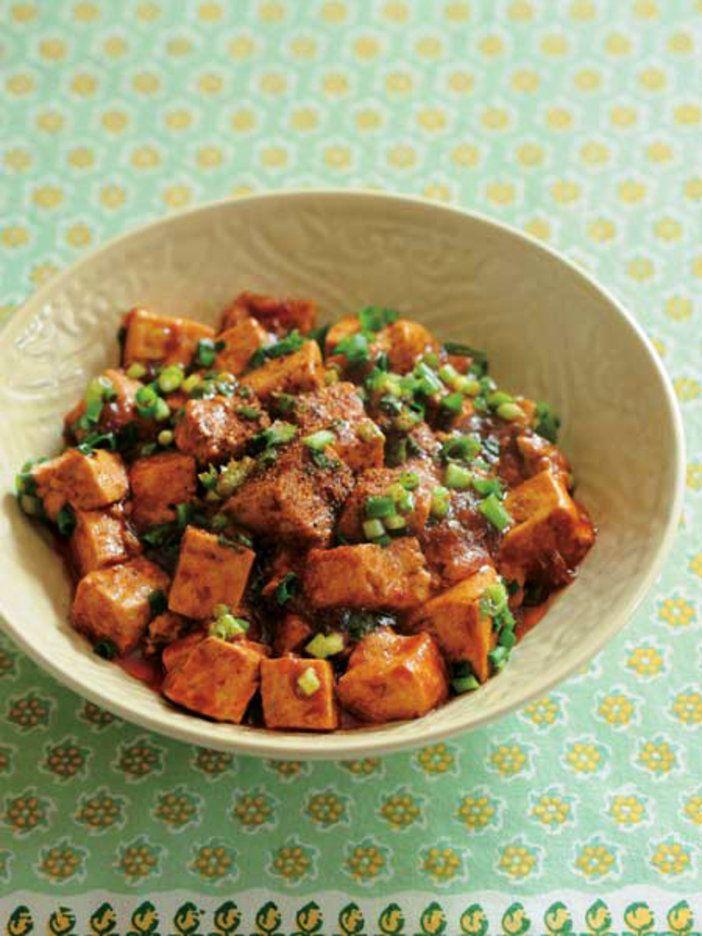 【ELLE a table】なんちゃってマーボー豆腐レシピ|エル・オンライン
