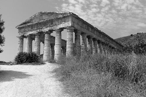 Doric temple of Segesta