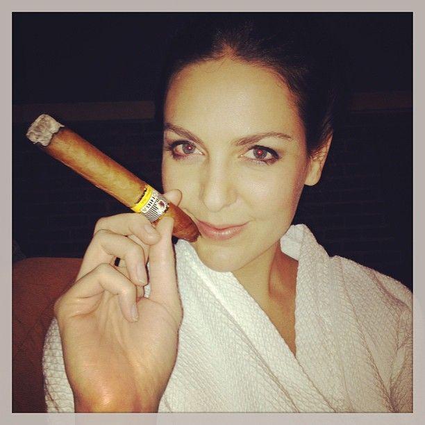 porn videos of women smoking cigars