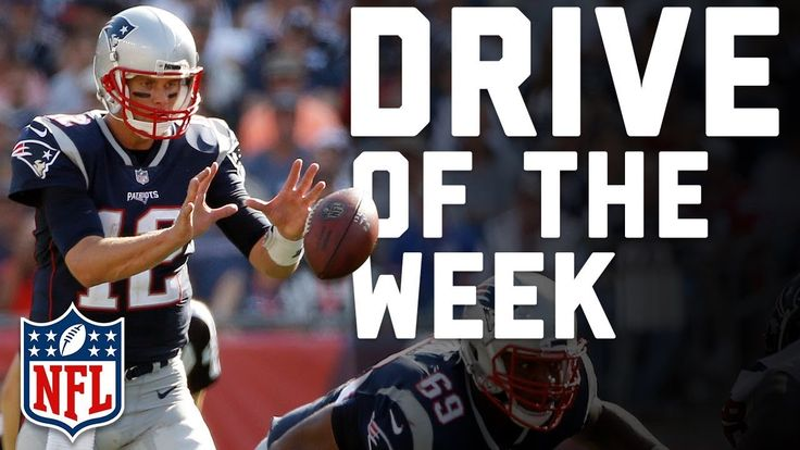 How Tom Brady & the Patriots Execute a Game-Winning Drive | NFL Highlights