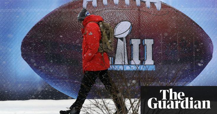ICYMI: Super Bowl 2018: Philadelphia Eagles v New England Patriots – live!