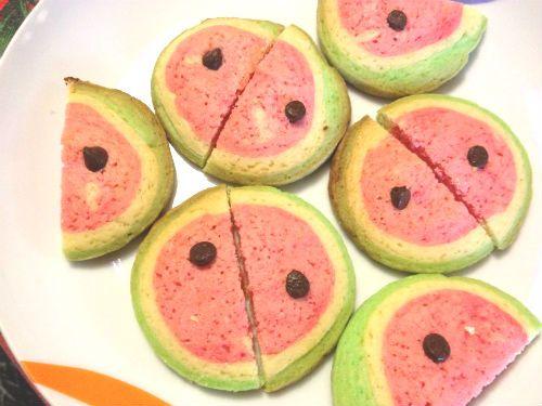 biscotti anguria