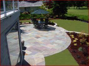 58 best patio ideas images on pinterest   patio ideas, backyard ... - Patio Paver Ideas Landscaping