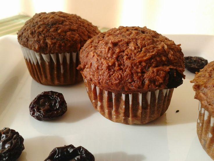 Éltető ételek: Csokis-kókuszos muffin