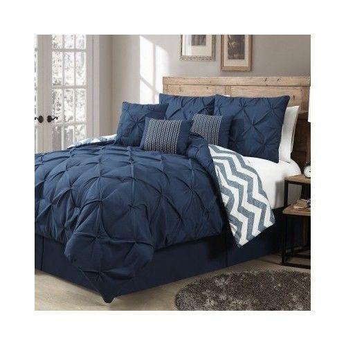 17 Best ideas about Navy Blue Comforter on Pinterest ...  17 Best ideas a...