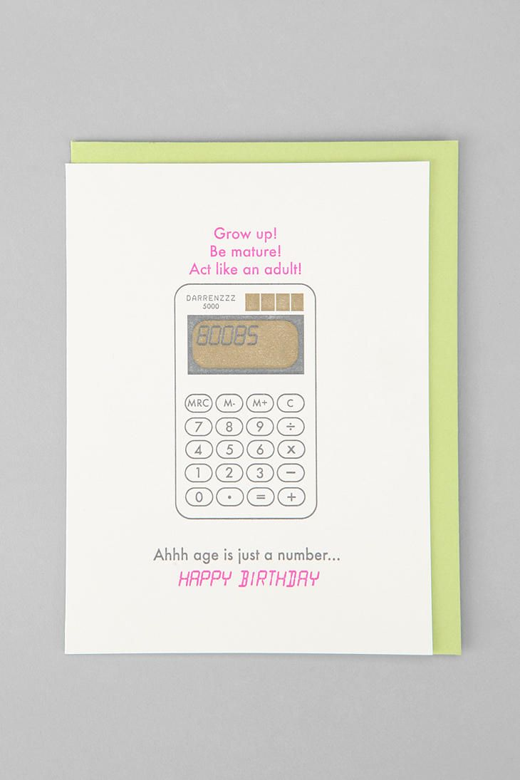 27 best 91114 images – Urban Birthday Cards