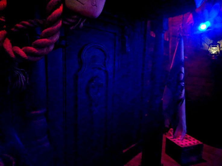 Explore a real pirate ship and find a long lost treasure. In this fully immersive escape game that is set on Captian Ratbeard Tony's pirate ship, one of his own crew members has turned on him and left a trail of clues, puzzles and challenges to help you find the treasure.
