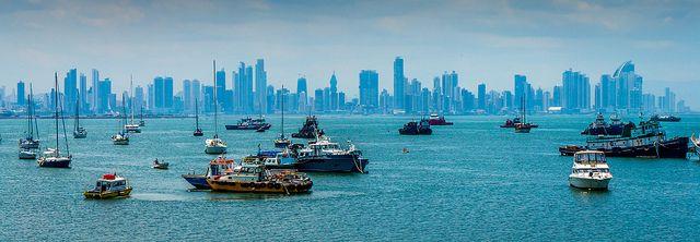 """Panama City Bay"" vía @Gаme of light"