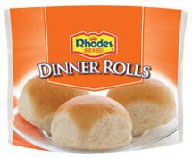 Soft and delicious Rhodes Bake-N-Serv™ Dinner Rolls are a great addition to any meal. With a great home-baked flavor these rolls are sure to please everyone. In addition to being delectable rolls, Dinner Rolls are perfect for making butter flake rolls and our famous butterscotch bubble loaf. The Dinner Rolls are available 12, 36, or 72 rolls per bag.