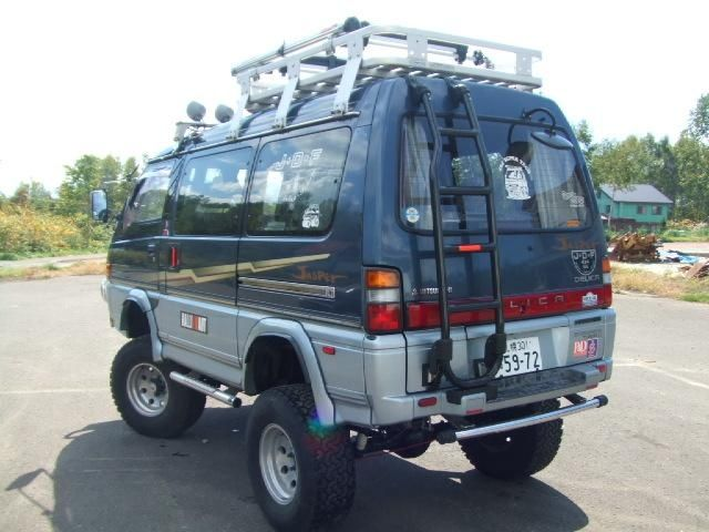 Suzuki Carry Micro Bug Out Vehicle