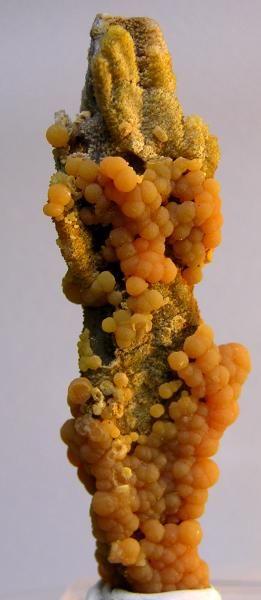 Mimetite from Haus Baden Mine Badenweiler Schwarzwald (Black Forest) Germany    Size: 7.6 x 2.3 x 1.7 cm  Weight: 17.5 g