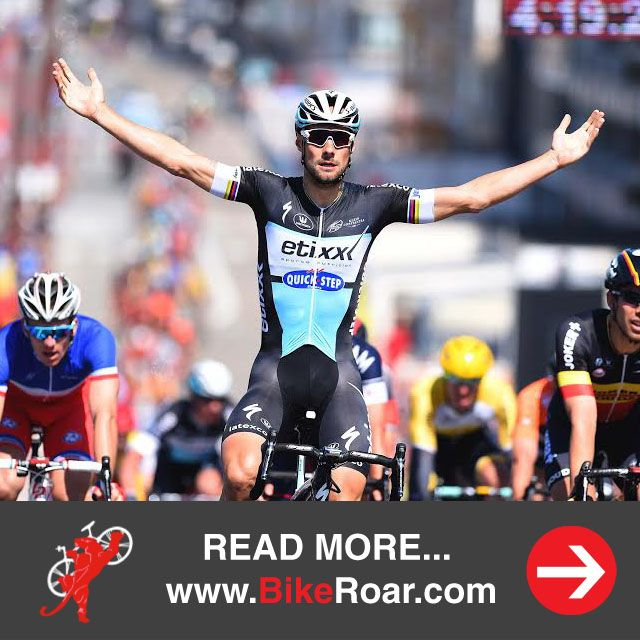 Pro workouts you can do too - Tom Boonen.  We corner Tornado Tom and his coach to find out his most effective training sessions. ❤ LEARN MORE: http://www.bikeroar.com/tips/pro-workouts-you-can-do-too-tom-boonen?utm_content=bufferaaac4&utm_medium=social&utm_source=pinterest.com&utm_campaign=buffer. #cycling #training #bicycle #workouts #tomboonen #ramptest #sessions #sprinting #etixxquickstep