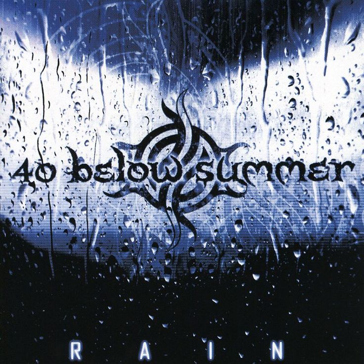 40 Below Summer - Rain (2000, 2007 re-released) [EP] <Nu Metal> <Alternative Metal>