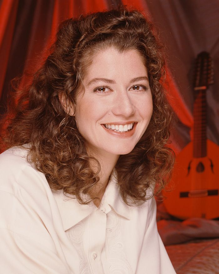 Amy Grant  Younger Years, she is just precious!