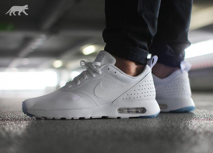 nike air max 90 - Nike Air Max Tavas SE (White / White - White) | Coole Sneaker ...
