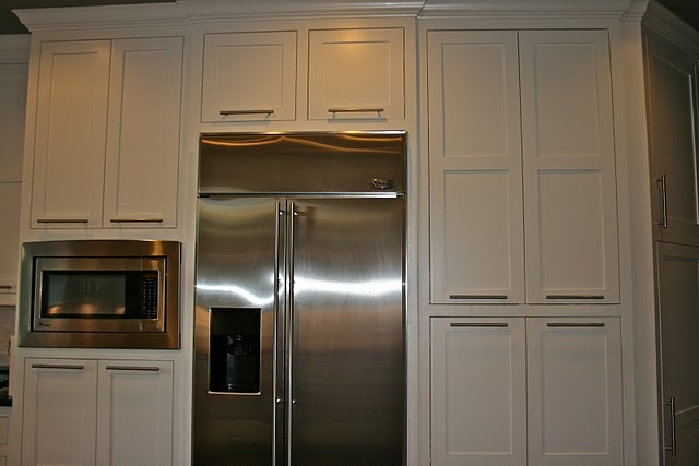 3ededc3cd7f0 ... Pantry Wall Cabinet with I envision the pantry wall looking like this,  but without the