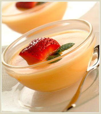 Mango Pudding :)