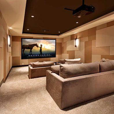 28 best Design Theater images on Pinterest Cinema room