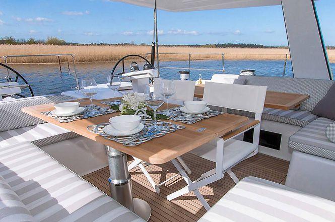 Private Sailboat Charter